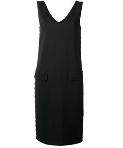 Twin-set | Flap Pockets Dress Size 46 Viscose/Spandex/Elastane