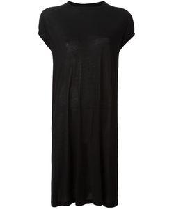 Rick Owens | Oversized T-Shirt 44 Viscose/Silk