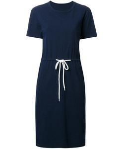 Bassike | Drawstring T-Shirt Dress 8 Cotton