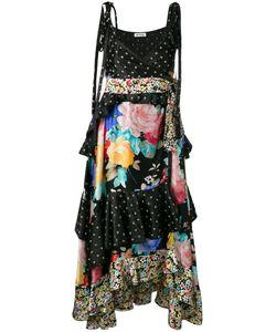 ATTICO | Carmen Tiered Dress Size Small
