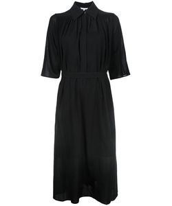 Helmut Lang | Belted Shirt Dress Size Small