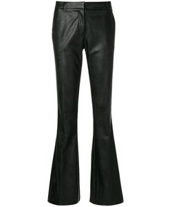 Kiltie | Slim-Fit Flared Trousers Women 44
