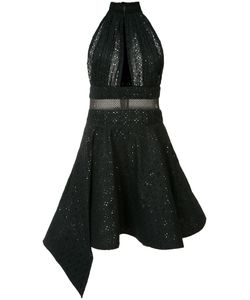 Sophie Theallet | Halterneck Flared Dress Size 4