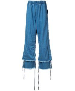 STRATEAS CARLUCCI | Veil Macro Trousers