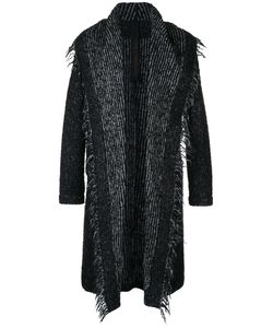 Forme D'Expression | Hooded Knitted Coat Men