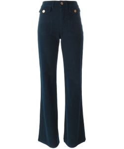 See By Chloe | Corduroy Flared Trousers