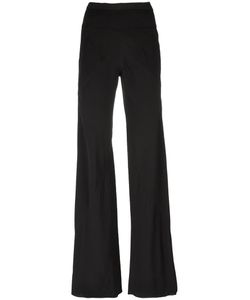 Rick Owens | Bias Palazzo Pants 38 Acetate/Viscose/Cotton/Polyamide