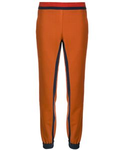 ANTONIA ZANDER | Contrast Stripe Trousers Women