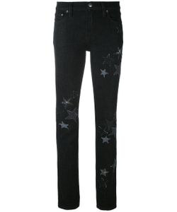 Red Valentino | Star Embroidered Jeans