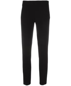 Moschino | Slim Fit Trousers 46 Triacetate/Polyester