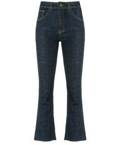 EGREY | Denim Cropped Pants 38