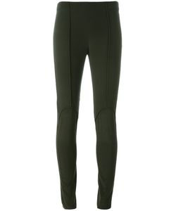 A.F.Vandevorst | Paneled Leggings 36 Silk/Lyocell