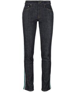 Victoria, Victoria Beckham   Victoria Victoria Beckham Side Stripe Jeans Size