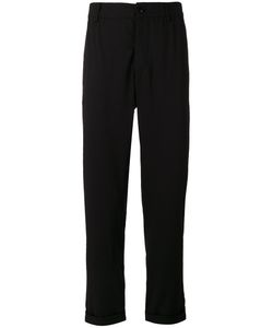 Ann Demeulemeester Icon | Cropped Tailored Trousers Size Xl