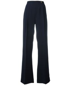 Versace Collection | Fla Pants 46 Polyester/Viscose