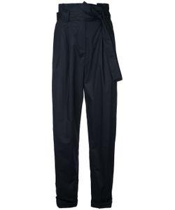 Paule Ka | High Waist Woven Pants