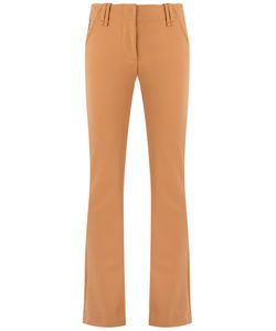 GLORIA COELHO   Straight Trousers 36