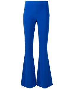 Moschino | Fla Trousers 40 Polyester/Triacetate