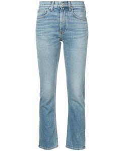 BROCK COLLECTION | Medium Vintage Denim Jeans Women