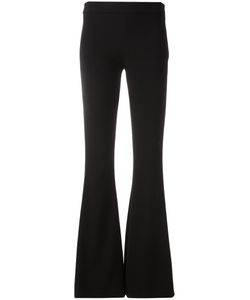 Moschino | Slim Fla Trousers 42 Polyester/Triacetate