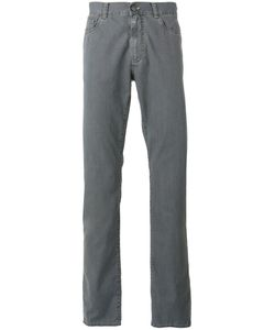 Canali | Plain Straight Leg Jeans Size 50