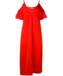T By Alexander Wang | Cold Shoulder Dress