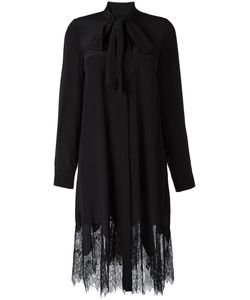 Mcq Alexander Mcqueen | Lace Hem Shirt Dress 42