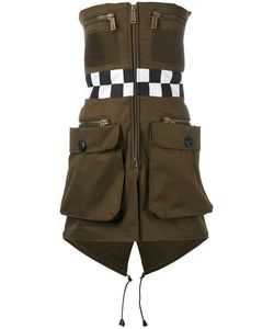 Dsquared2 | Military Mini Dress 36