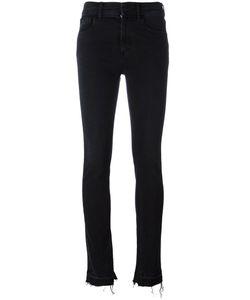 SSHEENA   Frayed Slim Fit Jeans Size 27