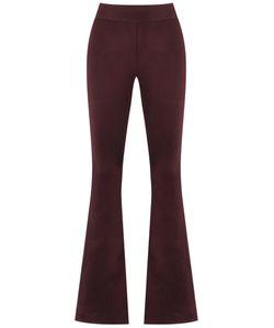 CECILIA PRADO   Knit Flare Trousers