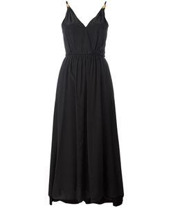 Forte Forte | V-Neck Mid Dress I Silk
