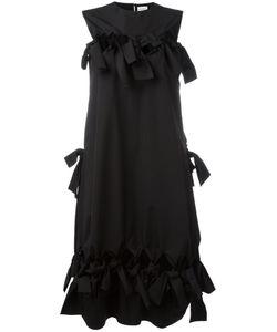 Maison Rabih Kayrouz | Knots Detail Dress 36 Cotton