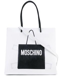 Moschino | Сумка-Тоут С Верхними Ручками