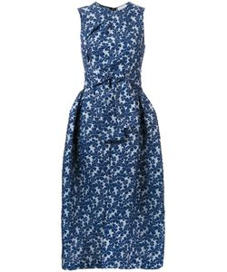 SCANLAN THEODORE | Bubble Brocade Dress 6 Polyester