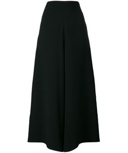 See By Chloe | See By Chloé Wide-Legged Cropped Trousers 40 Polyester/Viscose