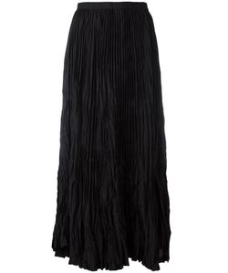 ISSEY MIYAKE VINTAGE | Long Pleated Skirt Size