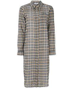 Ganni | Check Shirt Dress