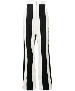 Derek Lam | High-Rise Striped Trousers Size 44