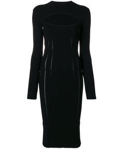 Mcq Alexander Mcqueen | Платье С Вырезной Деталью