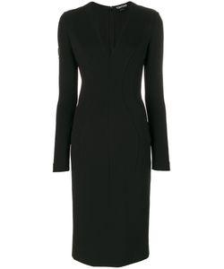 Tom Ford | Приталенное Платье Миди
