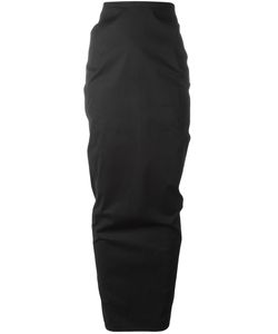 Rick Owens | Fitted Maxi Skirt Size 42