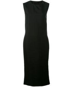 Prada | Классическое Прямое Цельнокройное Платье