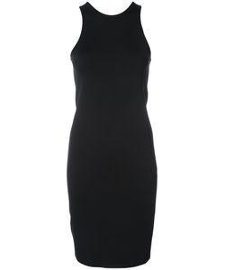 Helmut Lang | Облегающее Платье Без Рукавов