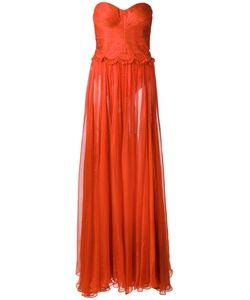 Maria Lucia Hohan | Ari Gown 40 Nylon/Spandex/Elastane/Silk