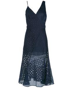 GIULIANA ROMANNO | Lace Midi Dress Women