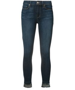 Paige | Hoxton High Rise Crop Jeans