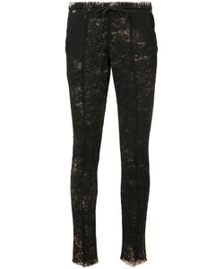 Cotton Citizen | Distressed Skinny Track Pants