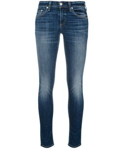 Rag & Bone/Jean | Rag Bone Jean Lightly Distressed Skinny Jeans 25