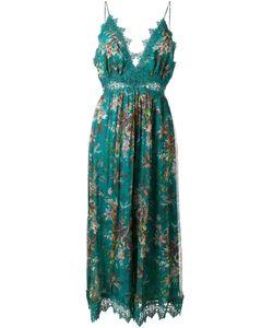 Zimmermann | Print Fla Dress Womens Size 3 Silk/Polyester