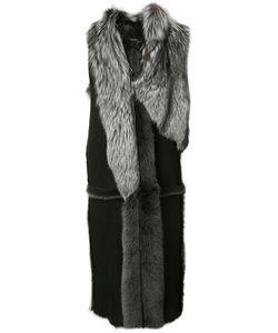 Sophie Theallet | Sleeveless Asymmetric Coat